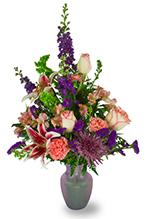 Loving Sentiment Bouquet